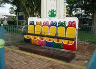 Outdoor Drop Tower Amusement Ride Customized Models For Carnival Season