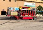 24 Seats Trailer Mounted Rides 1 Year Warranty For Mall / Amusement Park